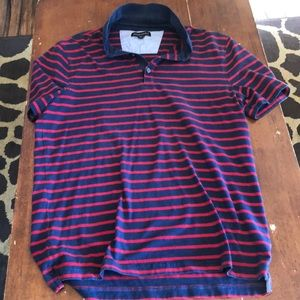 Banana Republic Men's Collar TShirt